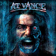At Vance - Evil in you CD cover
