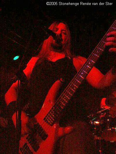 Enraged @ Stonehenge 2005