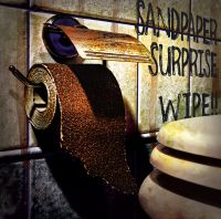 Sandpaper Surprise – Wipe!!