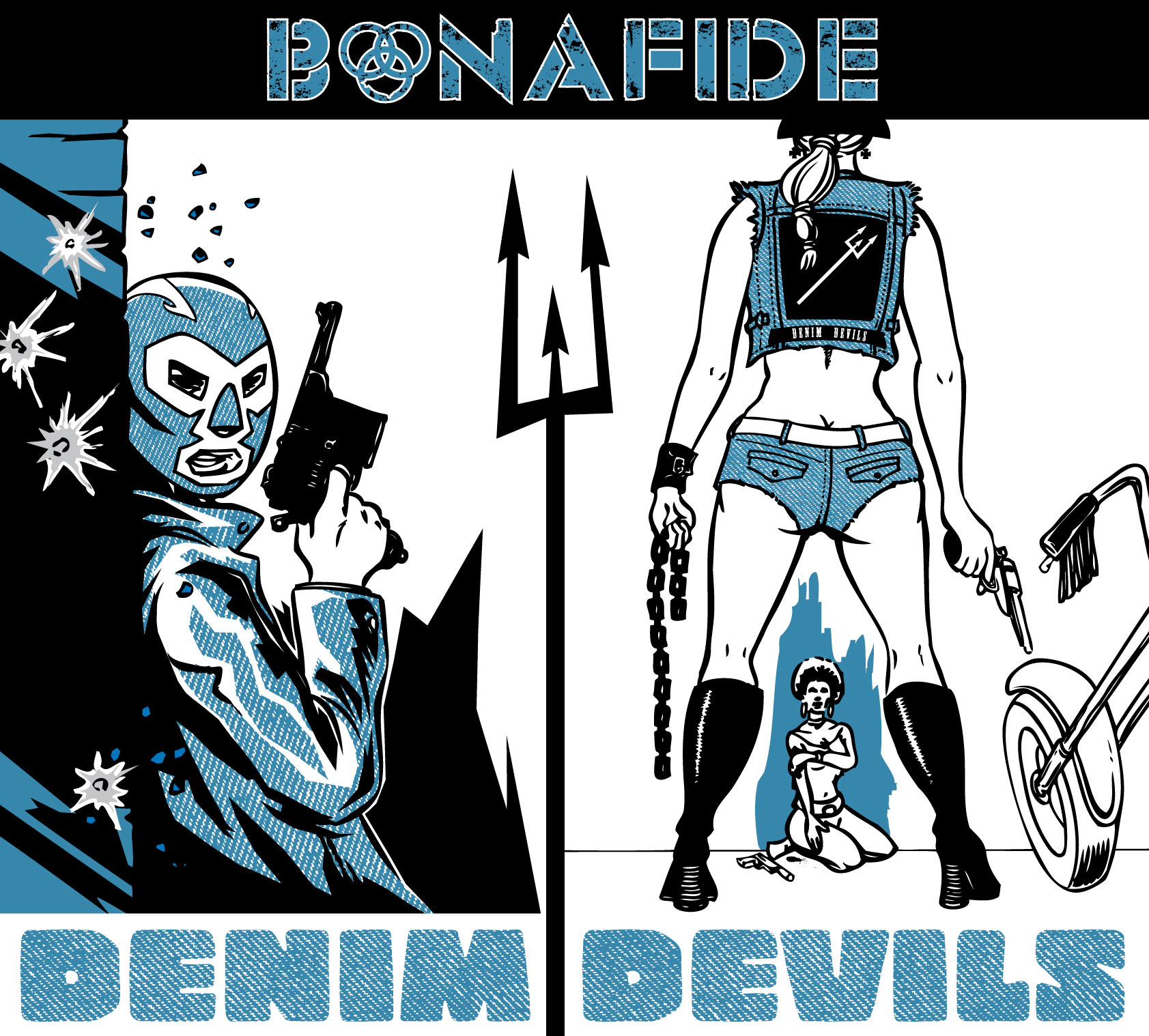 Bonafide - Denim Devil