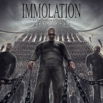 Immolation Immolation